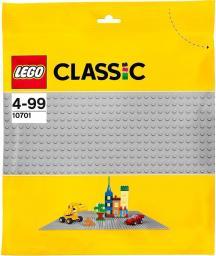 LEGO Classic Szara płytka konstrukcyjna (10701)