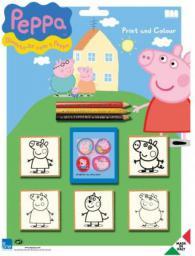 Multiprint Pieczątki Świnka Peppa - 5875
