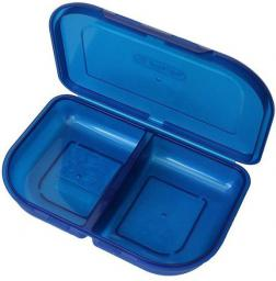 1 Herlitz Lunchbox niebieski (0011415304)