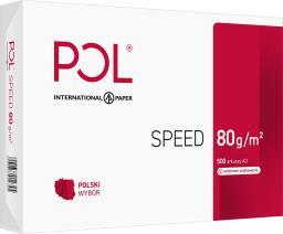 International Paper Papier ksero PolSpeed A3 80g. 500 arkuszy