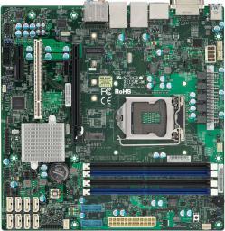 SuperMicro X11SAE-M-O (MBD-X11SAE-M-O)