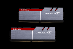 Pamięć G.Skill Trident Z, DDR4, 16 GB,3200MHz, CL15 (F4-3200C15D-16GTZ)