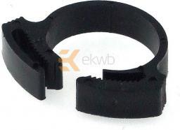 EK Water Blocks Tube Clamp PVC 17 - 19mm czarny (3830046998545)