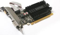 Karta graficzna Zotac GeForce GT 710 Zone 1GB DDR3 (64 bit) DVI, HDMI, VGA (ZT-71301-20L)