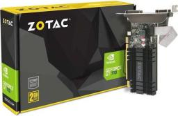 Karta graficzna Zotac GeForce GT 710 Zone 1GB DDR3 (ZT-71301-20L)