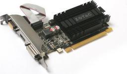 Karta graficzna Zotac GeForce GT 710 Zone 2GB DDR3 (64 bit) DVI, HDMI, VGA (ZT-71302-20L)