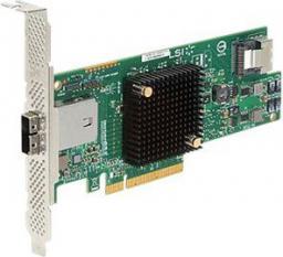 Kontroler Quantum PCIe 3.0 x8 - SFF-8088 + SFF-8087 (DNADS-UHBN-001A)