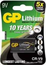 GP Battery Litowa; 9V / U9VL (CRV9-U1)