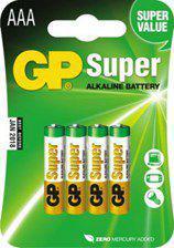 GP Battery Bateria AAA / R03 4szt.