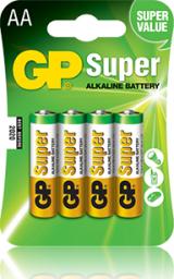 GP Bateria AA / R6 1 4szt.