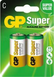 GP Battery Bateria C / R14 2szt.