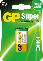 GP Bateria 9V Block 1szt.