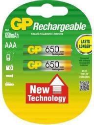 GP Battery Akumulator 65AAAHC AAA 2szt. (65AAAHC-UC2)