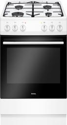 Kuchnia gazowo-elektryczna Amica 57GEH2.33ZpPFW (55546)