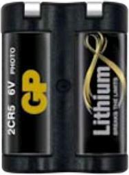 GP Battery fotograficzna 2CR5 1szt. (2CR5-U1)