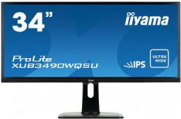Monitor iiyama XUB3490WQSU-B1