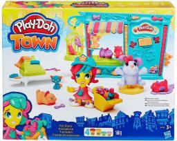 Hasbro Play-Doh  Town Sklepik ze zwierzęt (B3418)