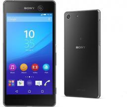 Smartfon Sony Xperia M5 E5603 Czarny (1300-5532)