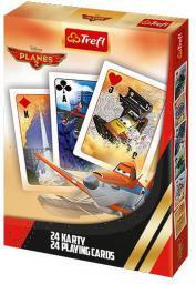 Trefl Karty 24 Listki Planes 2 - 08624