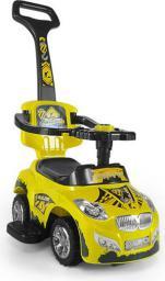 Milly Mally Pojazdy Happy Żółty 1162