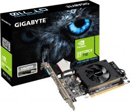 Karta graficzna Gigabyte GeForce GT 710 2GB DDR3 (GV-N710D3-2GL)