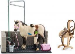 Figurka Schleich Myjnia dla konia - 42104