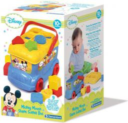 Clementoni Autobus Baby Mickey (162801)