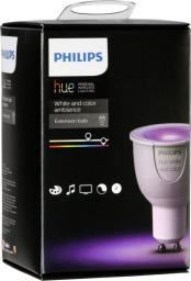 Philips Hue LED GU10, 6.5W,  250 lm (8718696485880)