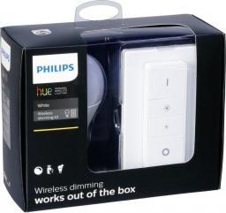 Philips Zestaw Hue Ściemniacz + E27 LED (8718696452523)