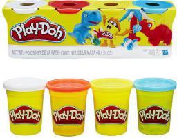 Hasbro Play-Doh 4pak Classic Color (B5517/B6508)