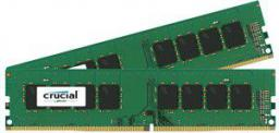 Pamięć Crucial DDR4, 16 GB, 2400MHz, CL17 (CT2K8G4DFS824A)