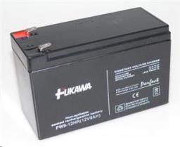 CyberPower Moduł bateryjny Fukawa FW 9-12HR, 12V, 9Ah - Faston 240, SLA (FW 9-12HR)