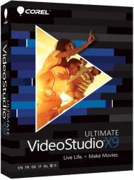 Corel VideoStudio Pro X9 ML Ultimate (VSPRX9ULMLMBEU)