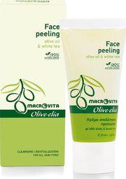MACROVITA OLIVE-ELIA peeling do twarzy z bio-składnikami 50ml