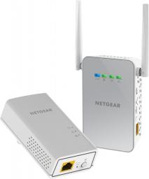 Urządzenie PLC NETGEAR Powerline 1000Mbps AC650  + WiFi (PLW1000) - (PLW1000-100PES)