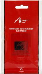 ART Wilgotne chusteczki do czyszczenia elektroniki 20szt. (CZART AS-22)
