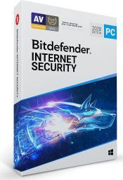 Bitdefender Internet Security 2020 (BDIS-N-3Y-3D)