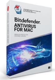 Bitdefender Antivirus for Mac 2020 (BDAM-N-3Y-1D)