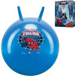 John Piłka do skakania z uchwytami Spider-Man (JO-59549)