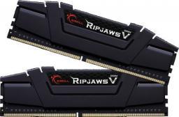 Pamięć G.Skill Ripjaws V, DDR4, 16 GB, 3200MHz, CL14 (F4-3200C14D-16GVK)
