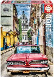 Educa 1000 EL. Vintage Car in old Havana (16754)