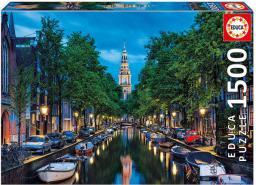 Educa 1500 EL. Amsterdam Canal at Dusk (16767)