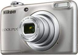 Aparat cyfrowy Nikon A10 Srebrny