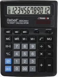 Kalkulator Rebell SDC444+