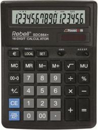 Kalkulator Rebell SDC664+