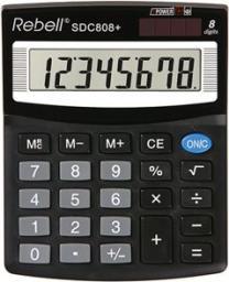 Kalkulator Rebell SDC808+