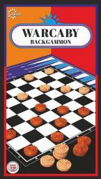 Abino Gra Warcaby Backgammon 2687