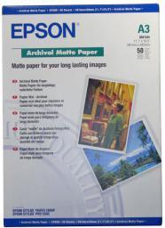 Papier Epson Archival Matte matowy A3 50 arkuszy (C13S041344)