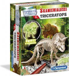 Clementoni Skamieniałości Triceratops - 60892
