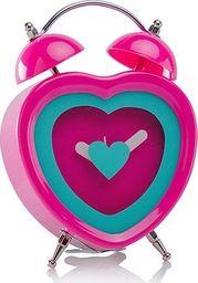 Florina Zegar z budzikiem dla dzieci Koro różowy baterią Florina